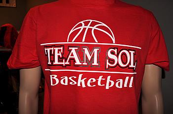 Team Sol basketball