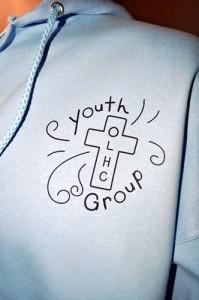 OLHOC Youth Group logo