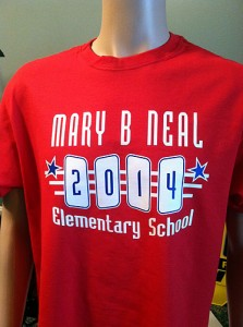 Mary B Neal, Class of 2014