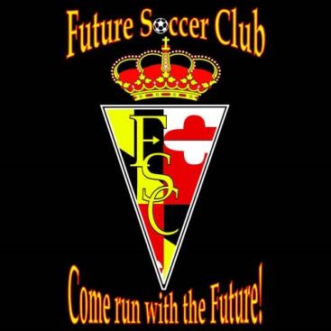 FSC Monarchs (on black tees and sweatshirts)