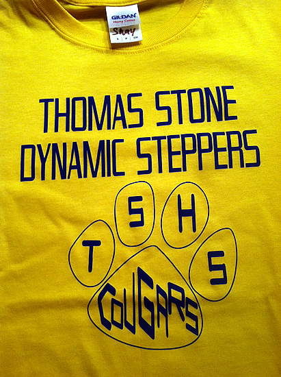Thomas Stone Dramatic Steppers