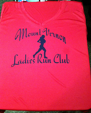 Mount Vernon Ladies Run Club