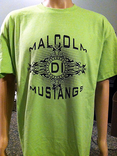 Malcolm Mustangs DI