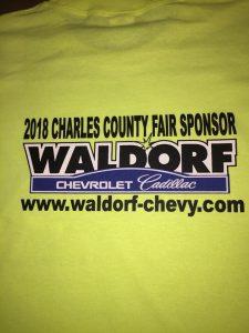Charles County Fair full back
