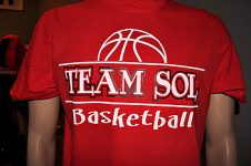 Team Sol basketball