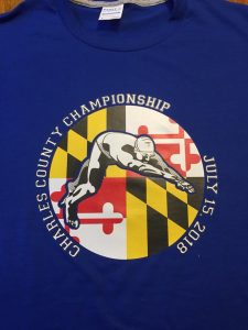 Charles County Championship front